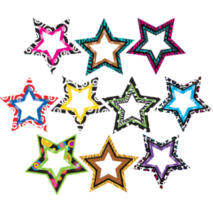 TCR5215 Fancy Stars Accents Image