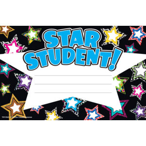 TCR5263 Fancy Stars Star Student Awards Image
