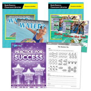 TCR53196 Practice for Success Pack Level A (Kindergarten) Image
