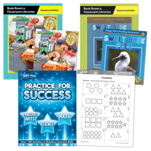 TCR53197 Practice for Success Pack Level B (Grade 1) Image