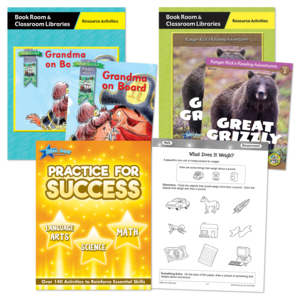 TCR53198 Practice for Success Pack Level C (Grade 2) Image