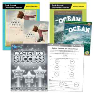 TCR53201 Practice for Success Pack Level F (Grade 5) Image