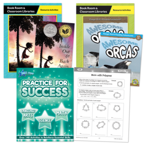 TCR53202 Practice for Success Pack Level G (Grade 6) Image