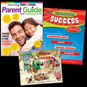 TCR53436 Kindergarten Success Pack Image