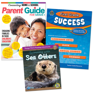 TCR53437 First Grade Success Pack Image
