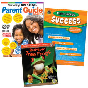 TCR53439 Third Grade Success Pack Image