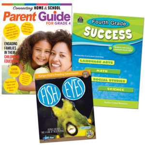 TCR53440 Fourth Grade Success Pack Image