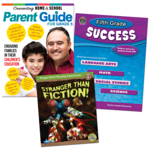 TCR53441 Fifth Grade Success Pack Image
