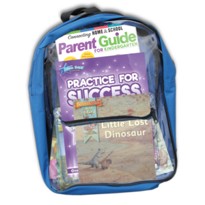 TCR53443 Practice for Success Level A Backpack (Kindergarten) Image