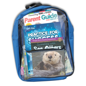 TCR53444 Practice for Success Level B Backpack (Grade 1) Image