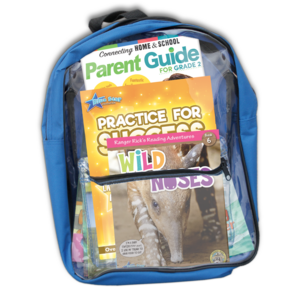 TCR53445 Practice for Success Level C Backpack (Grade 2) Image