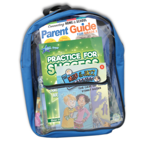 TCR53446 Practice for Success Level D Backpack (Grade 3) Image