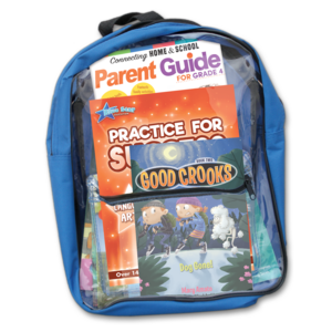 TCR53447 Practice for Success Level E Backpack (Grade 4) Image