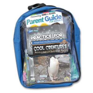 TCR53448 Practice for Success Level F Backpack (Grade 5) Image