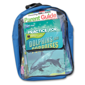 TCR53449 Practice for Success Level G Backpack (Grade 6) Image