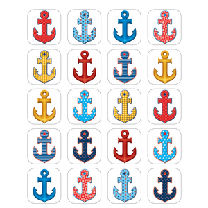 TCR5372 Anchors Stickers Image