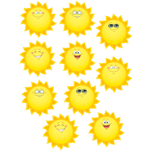 TCR5419 Happy Suns Accents Image