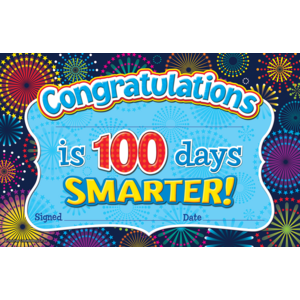 TCR5425 Fireworks 100 Days Smarter Awards Image