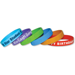 TCR5451 Assorted Wristbands Pack (24 bands) Image
