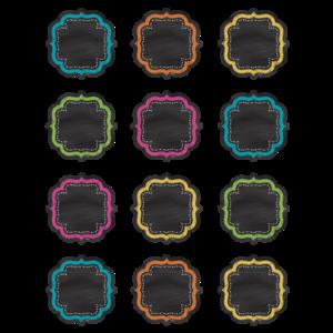 TCR5620 Chalkboard Brights Mini Accents Image