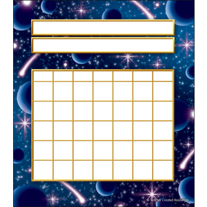 TCR5857 Stellar Space Incentive Charts Image