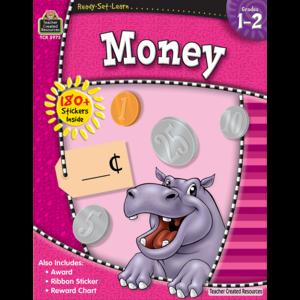 TCR5975 Ready-Set-Learn: Money Grade 1-2 Image
