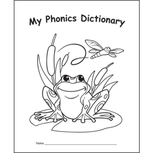 TCR60112 My Own Phonics Dictionary Image