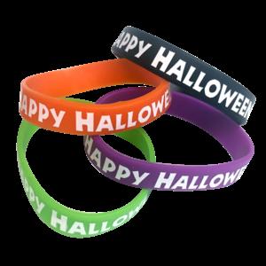 TCR6109 Happy Halloween Wristbands Jar Image