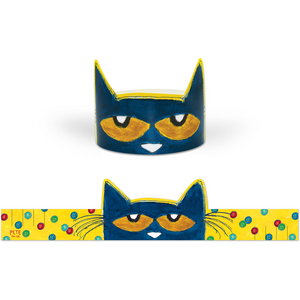 TCR62001 Pete the Cat Crowns Image