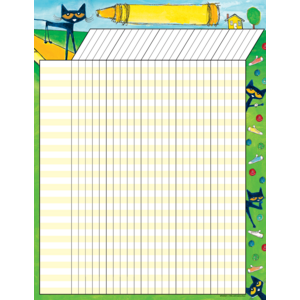 TCR63927 Pete the Cat Incentive Chart Image