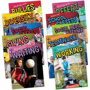 TCR697961 Social Skills Set Grades 3-5 (10 bks) Image