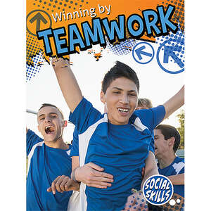 TCR697985 Winning By Teamwork (Social Skills) Image