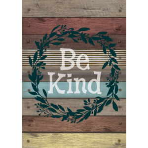 TCR7426 Be Kind Positive Poster Image