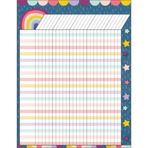 TCR7449 Oh Happy Day Incentive Chart Image
