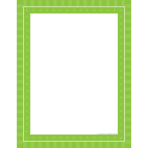 TCR74639 Green Sassy Solids Chart Image