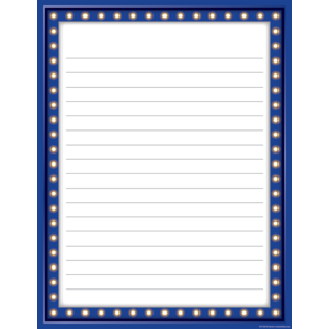 TCR7529 Marquee Lined Chart Image