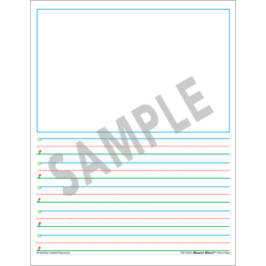 TCR76543 Smart Start 1-2 Story Paper: 360 Sheets Image