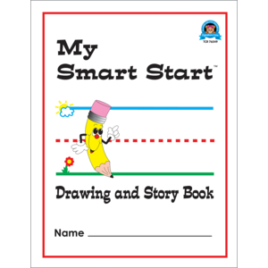 TCR76550 Smart Start Drawing & Story Book 1-2 Journals Class Pack-24 Image