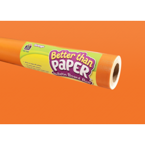 TCR77039 Orange Better Than Paper Bulletin Board Roll Image