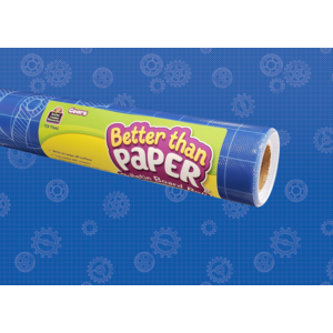 TCR77040 Gears Better Than Paper Bulletin Board Roll Image