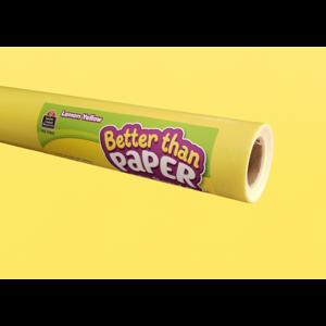 TCR77043 Lemon Yellow Better Than Paper Bulletin Board Roll Image