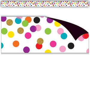 TCR77149 Confetti Magnetic Border Image