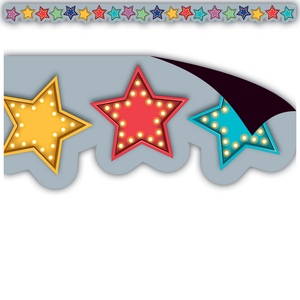 TCR77286 Marquee Stars Magnetic Border Image