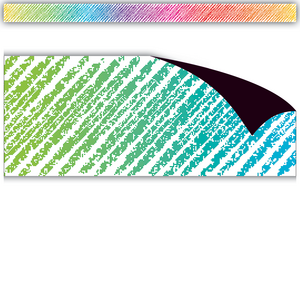 TCR77290 Colorful Scribble Magnetic Border Image