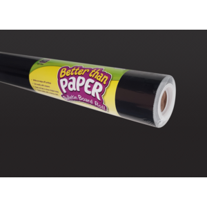 TCR77314 Black Better Than Paper Bulletin Board Roll Image