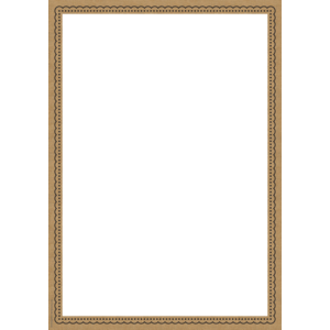 TCR77353 Clingy Thingies Burlap Large Note Sheet Image