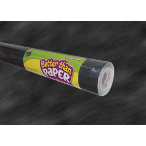 TCR77363 Chalkboard Better Than Paper Bulletin Board Roll Image