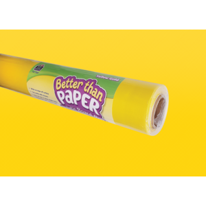 TCR77369 Yellow Gold Better Than Paper Bulletin Board Roll Image