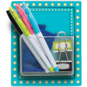 TCR77376 Clingy Thingies Marquee Storage Pocket Image
