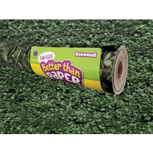 TCR77444 Fun Size Boxwood Better Than Paper Bulletin Board Roll Image
